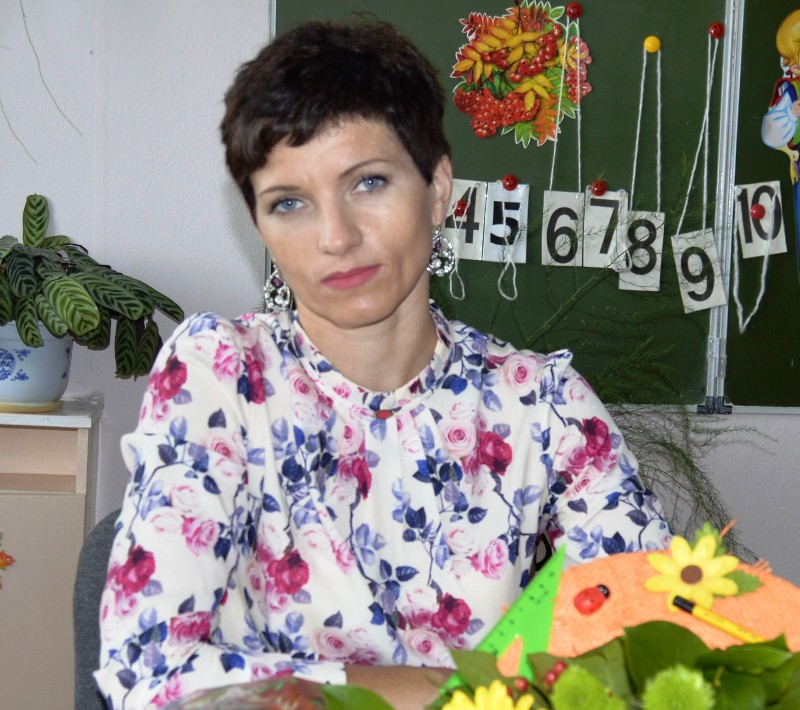 Мазуренко Лариса Петровна