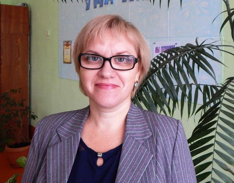 Якимова Валентина Сергеевна